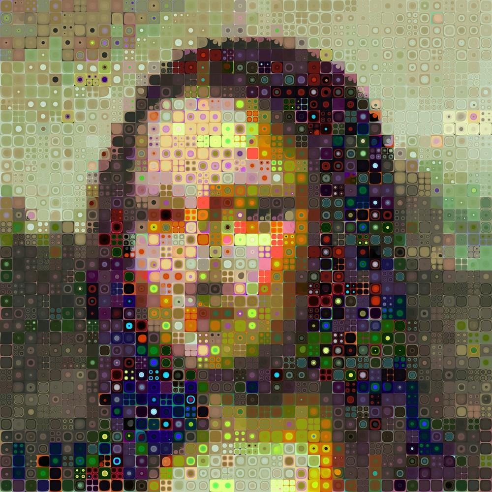 Мона Лиза Computer